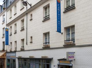 Hotel Paris La Fayette
