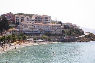 Samos Bay by hotel Gagou Beach