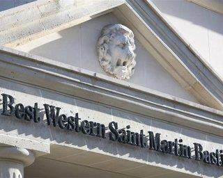Best Western Hotel Saint Martin Bastille