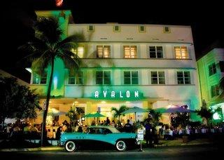 The Avalon South Beach