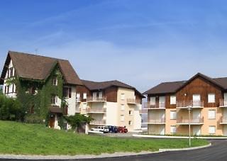 Zenitude Hotel & Residence Les Terrasses Du Lac