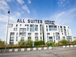 All Suites Appart Hotel Bordeaux Lac