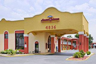 Howard Johnson Express Inn Suites Lake Front Park Kissimme