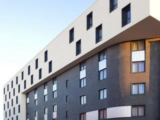 Le welcome hotel in dunkerque d nkirchen zum tiefstpreis for Appart hotel evreux