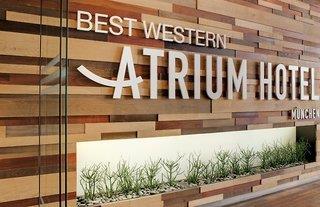 Best Western Atrium Hotel - München